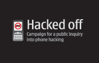 Hacked Off logo