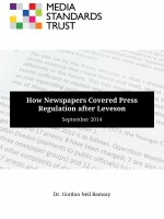 Leveson Report Front Cover Image